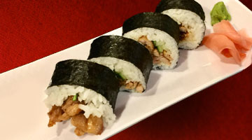 Chicken Teriyaki Maki