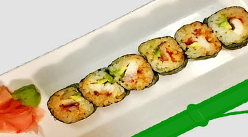 Spicy Octopus -- Small Maki