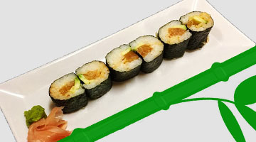 Spicy Salmon -- Small Maki